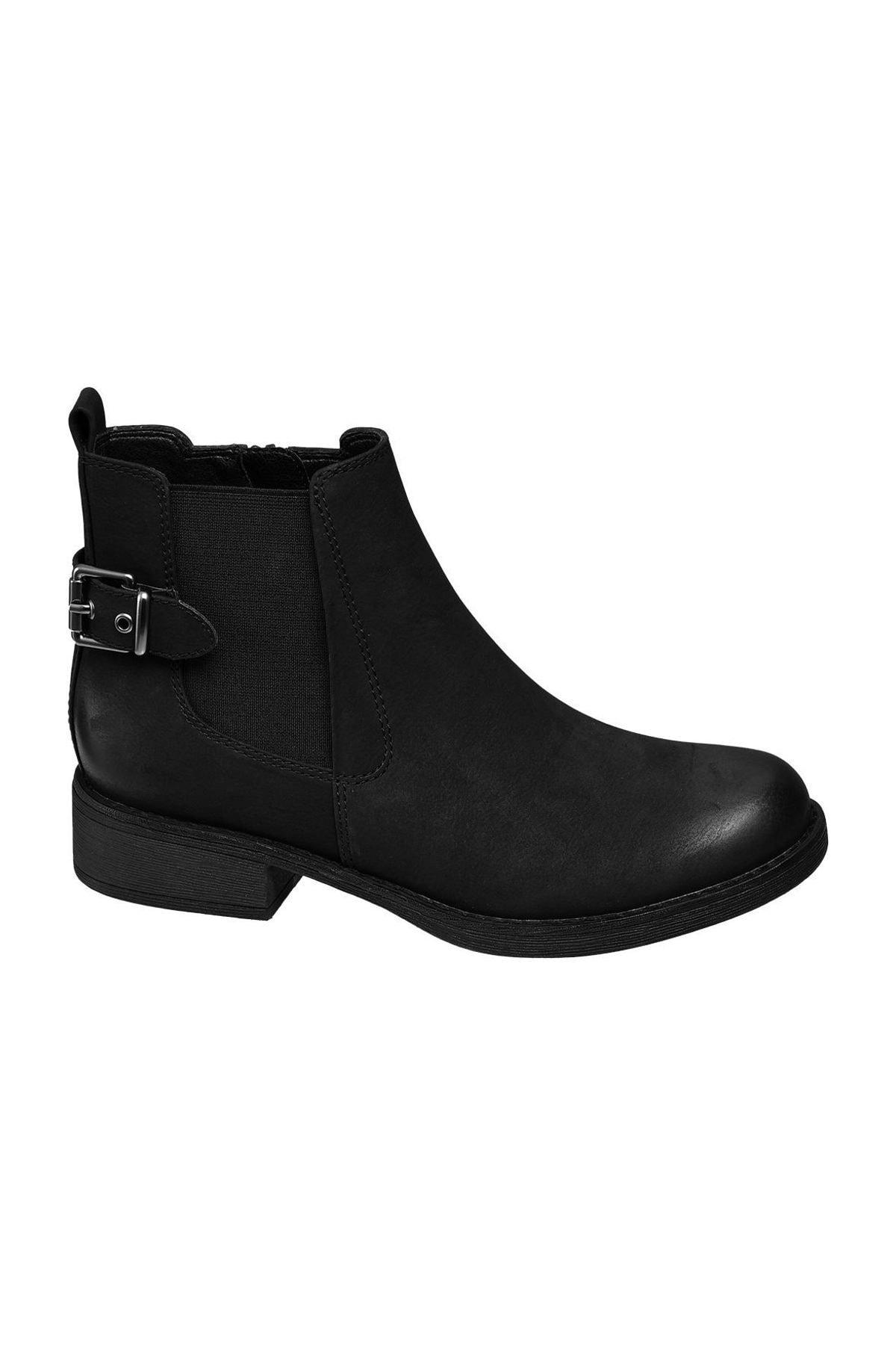 Graceland Deichmann Siyah Kadın Ayakkabı 1
