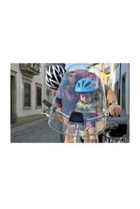 Polisport Bisiklet Çocuk Koltuğu Rüzgar Siperliği