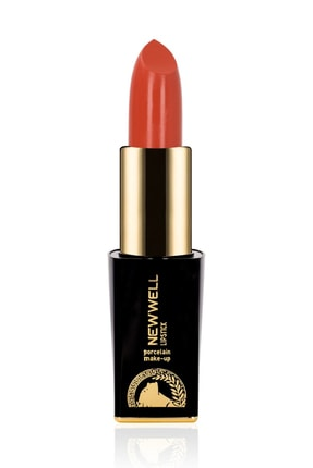 New Well Ruj - Shiny Lipstick 404 Kiremit 8680923323121