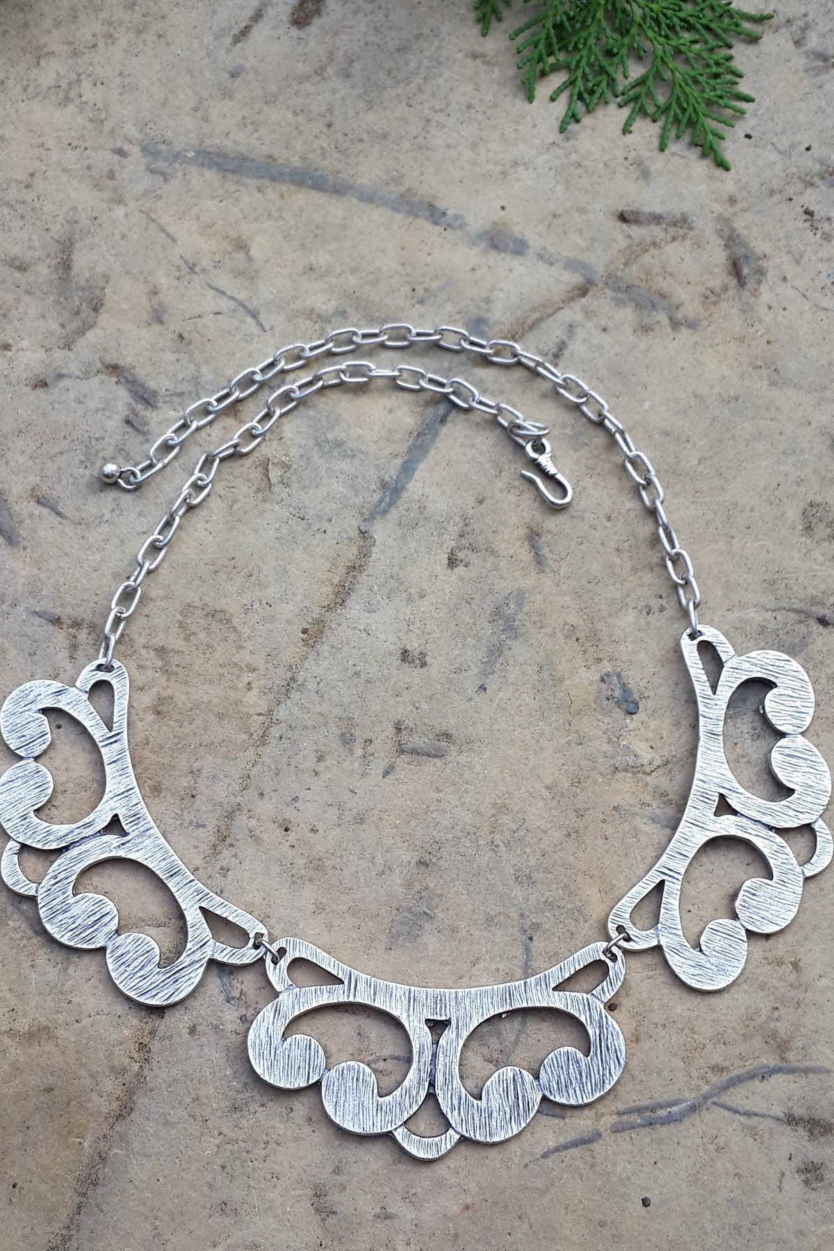 Stoneage Jewellery Bohem Bayan Kolye 1