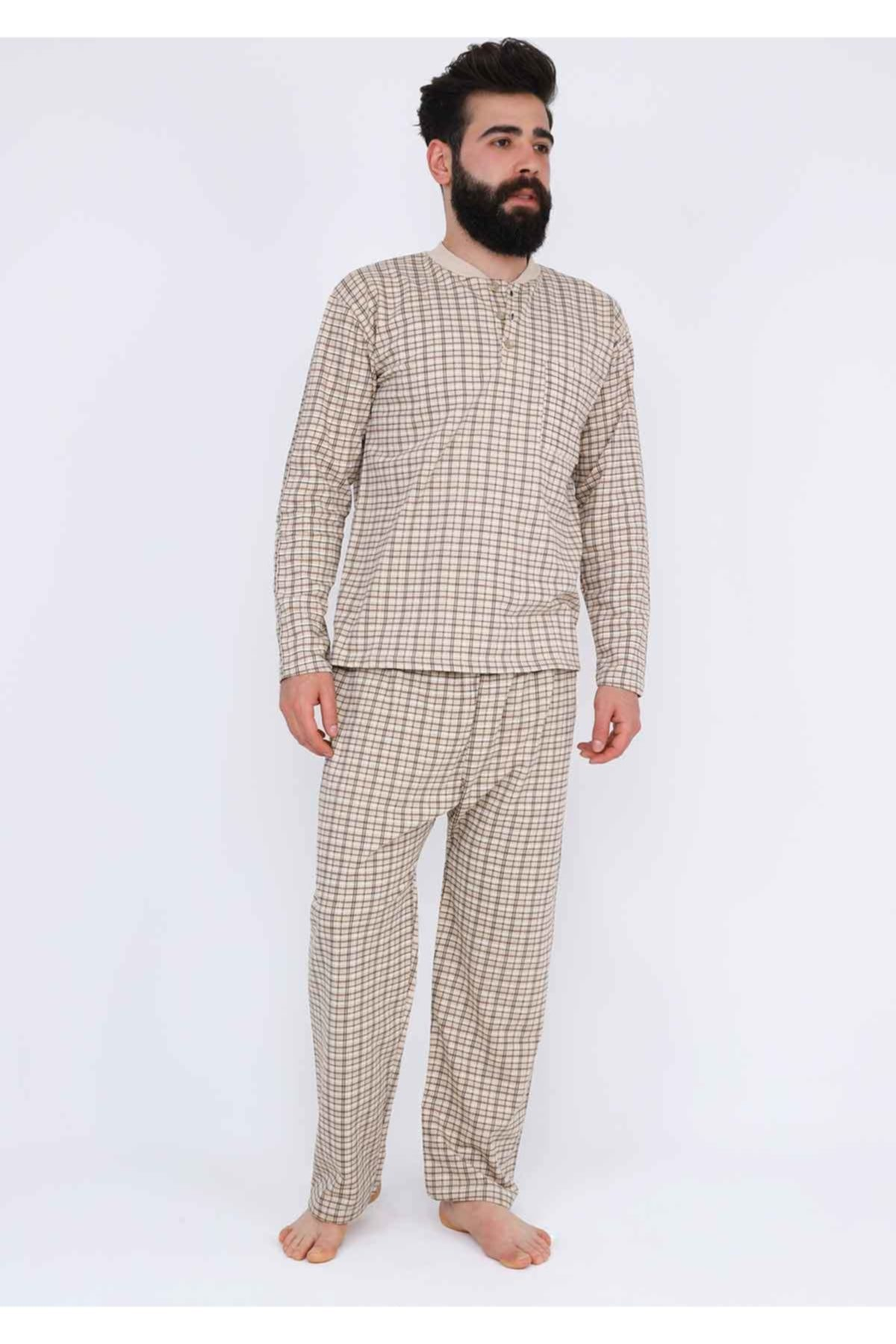 Simisso Itan Pijama Takımı 440 1