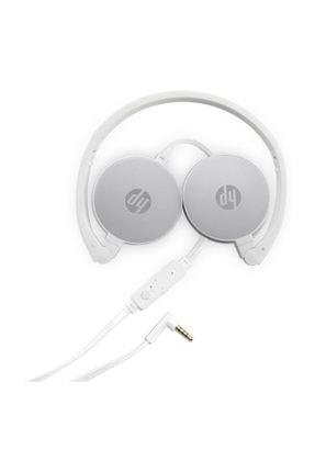 HP H2800 Mobil 3,5 Jak Universal Kulaklık Gümüş Beyaz 2ap95aa