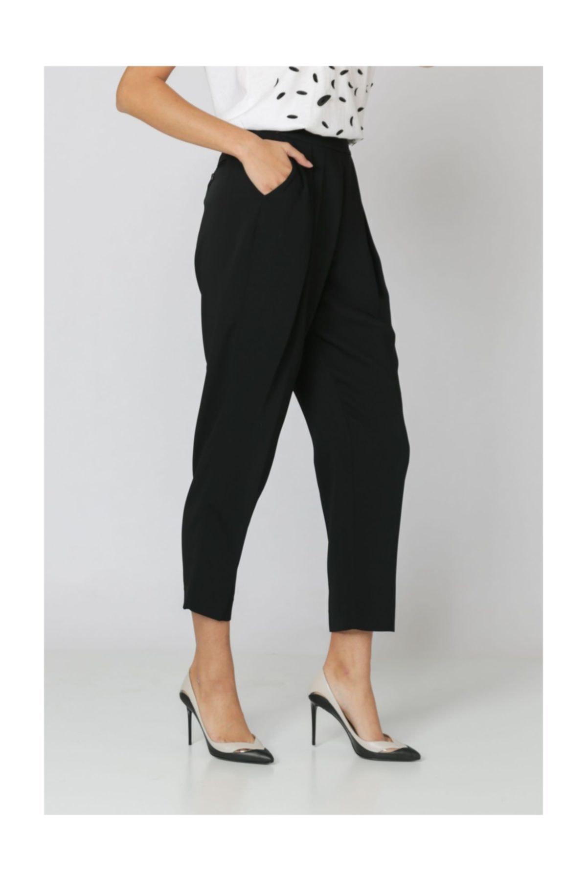 Armani Jeans Armanı Jeans Yüksek Bel , Dar Paça Pantolon 1