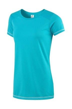 adidas W FLEUR TEE Kadın Tişört