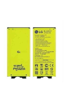 LG G5 H860 ( Bl-42d1f ) Orjinal Batarya Pil