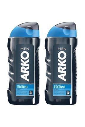ARKO Tıraş Kolonyası Cool+cool 250 Ml 2li Paket