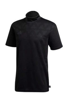 adidas Erkek Futbol Forması Spor Siyah Cw7399 Tan Jq Jsy