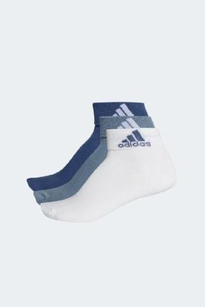 adidas Unisex Çorap - Per Ankle T 3Pp - CF7368