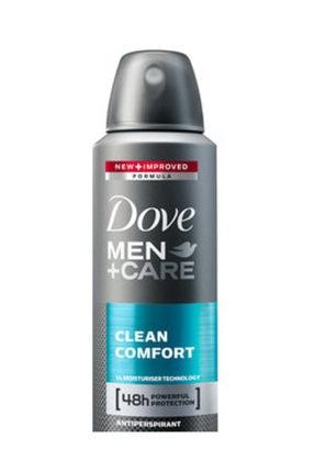 Dove Dove Men Deodorant Sprey Clean Comfort 150 Ml