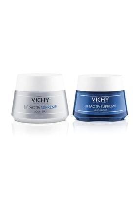 Vichy Liftactiv Gündüz - Gece Bakım Set ( Kuru Cilt ) Orijinal Boy Glb20200105004