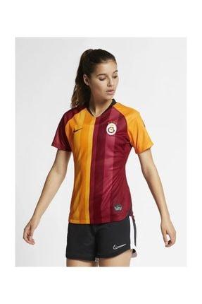 Nike Aj5750-628 Galatasaray 2019-20 Home Bayan Futbolcu Forması