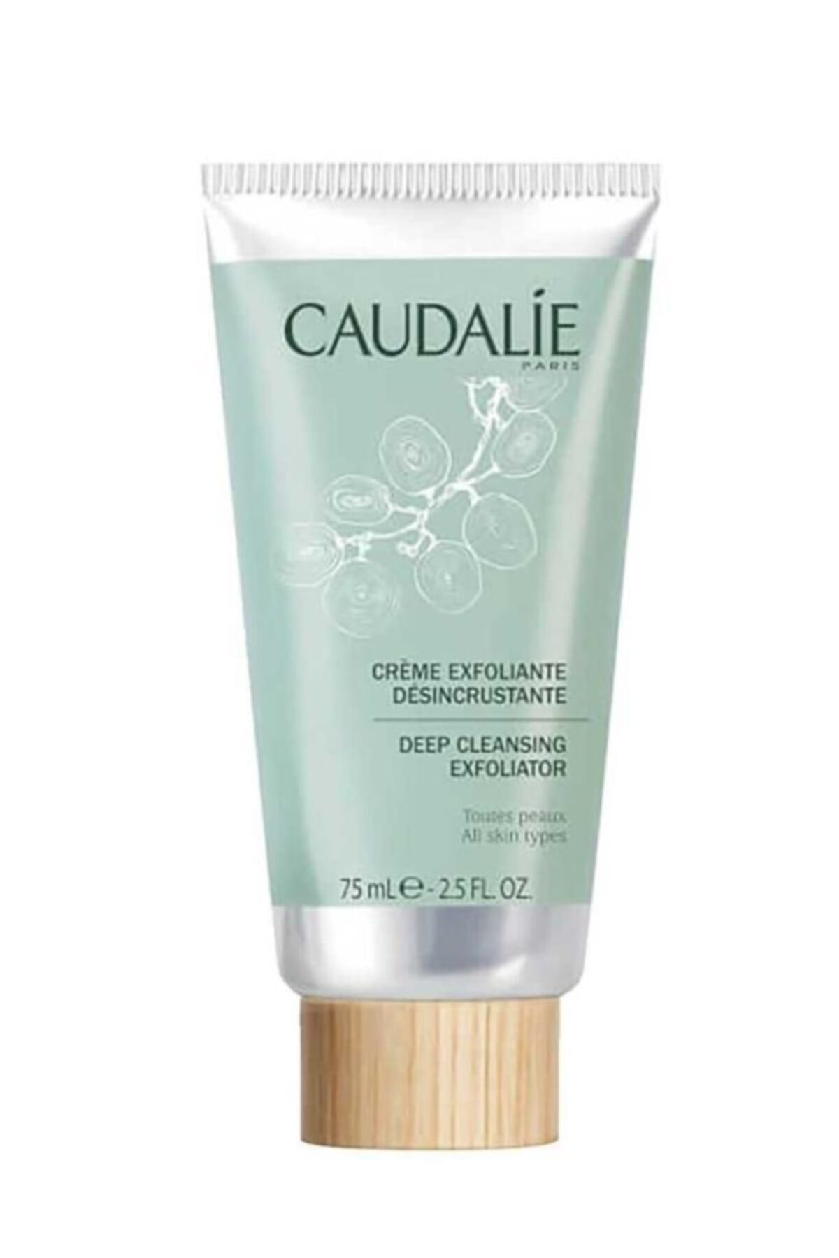 Caudalie Deep Cleansing Peeling  75 ml 1