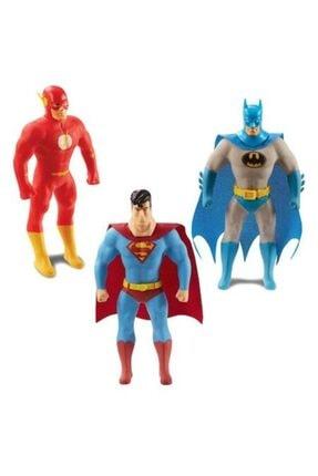 Batman Stretch - Süperman - Flash 15cm