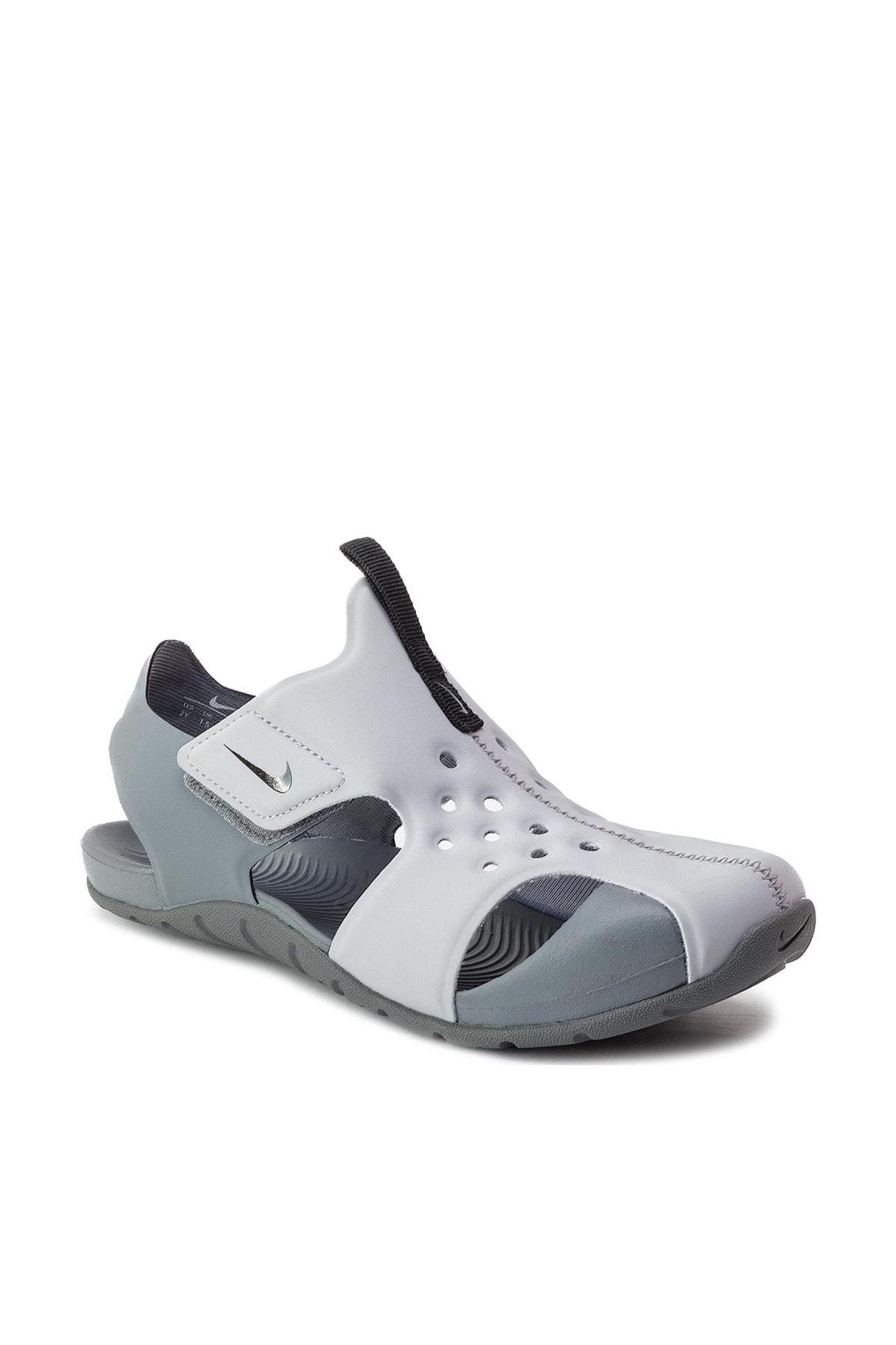 Nike Gri 943826-004 Sunray Protect Çocuk Sandalet