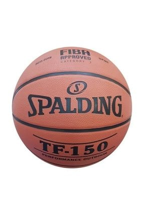 SPALDING Basketbol Topu Tf-150 Perform Sıze 7 Fıba Logo (83-572z)
