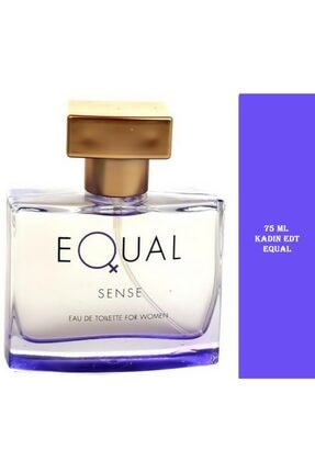 Equal Sense Edt 75 ml Kadın Parfüm