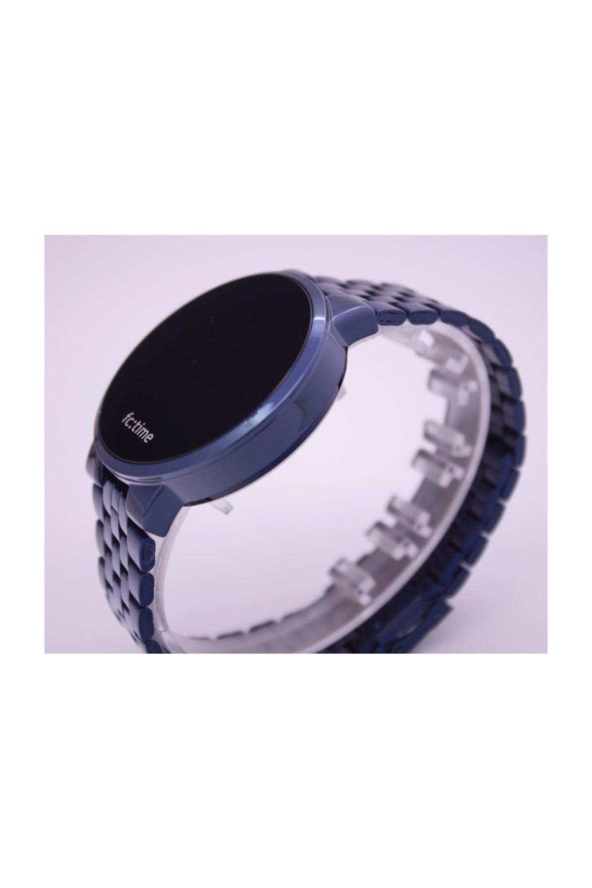 Ferrucci Fc G10805m.03 Unisex Dokunmatik Kol Saati Çelik Kordon 2