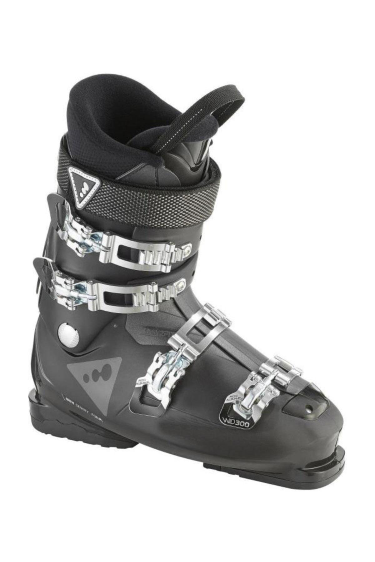 WEDZE Erkek Kayak Ayakkabısı Isı Yalıtımlı Ayarlanabilir Yapı Vücuda Uygunluk 1