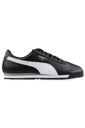 Puma Erkek Siyah Beyaz Sneaker 100126099