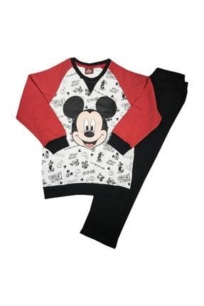 DISNEY Mickey Mouse Erkek Çocuk Eşofman Takım - Wd3418