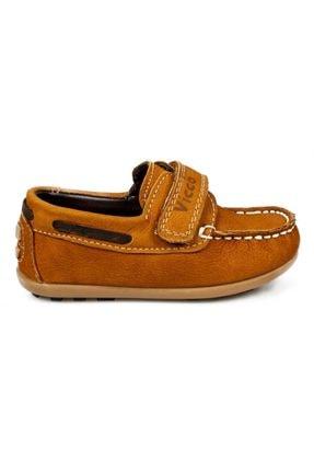 Vicco 910.b20y.053 Bebe Deri Taba Çocuk Ayakkabı