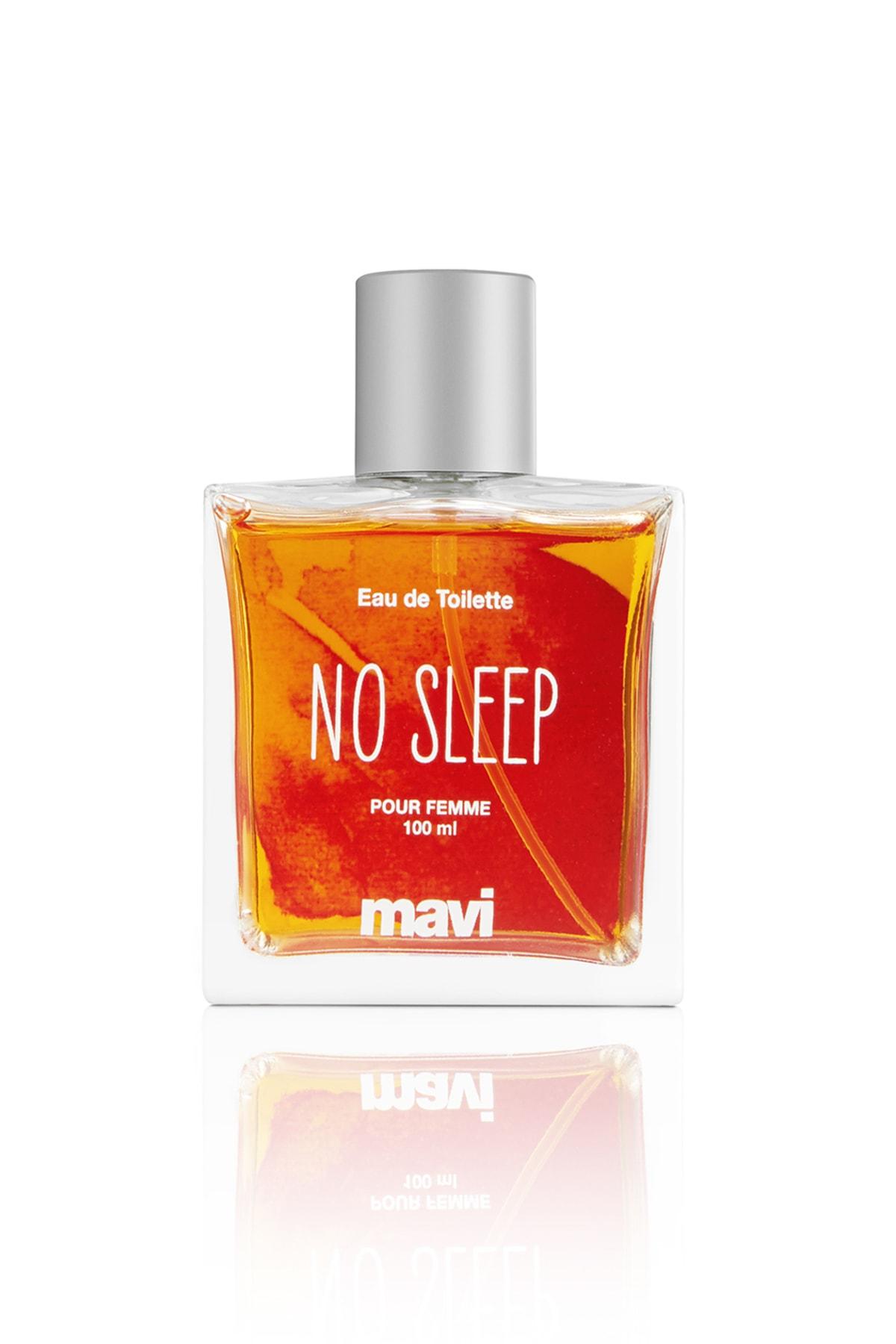 Mavi No Sleep Kadın Parfüm 2