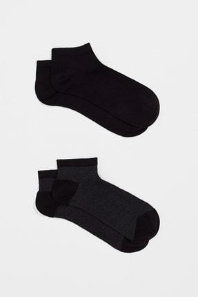 Mavi 2li Patik Çorap Seti 090985-902