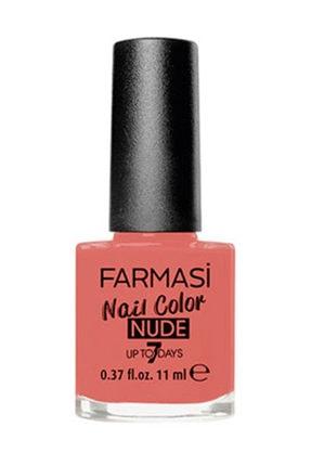 Farmasi Nude Oje Peach Sorbet 12-11ml 8690131776978