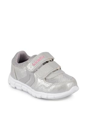Kinetix PAGOS 9PR Gümüş Kız Çocuk Sneaker Ayakkabı 100426108