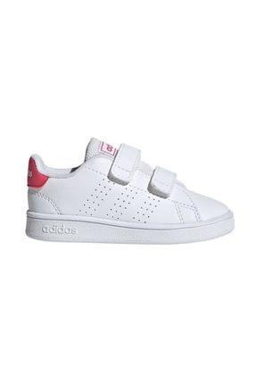 adidas ADVANTAGE Pembe Kız Çocuk Sneaker Ayakkabı 100536371