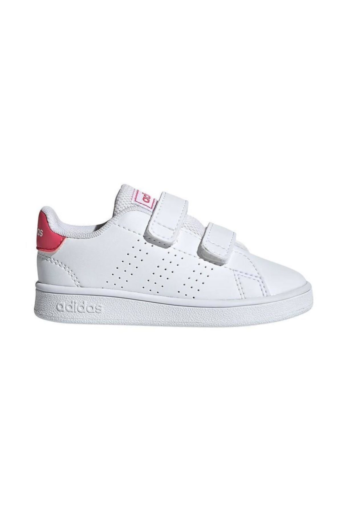 adidas ADVANTAGE Pembe Kız Çocuk Sneaker Ayakkabı 100536371 1