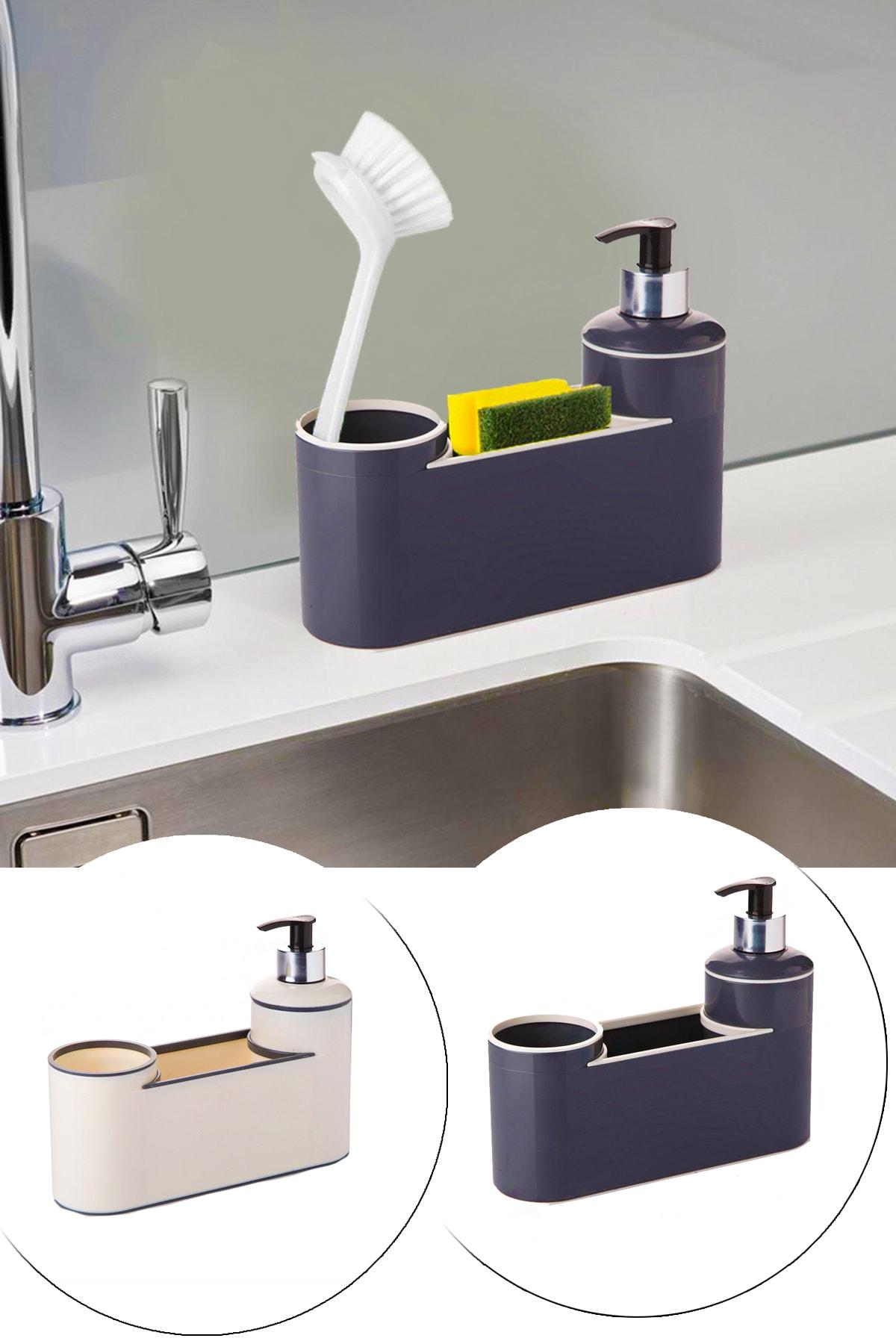 Helen's Home Lüx 3in1 Sıvı Sabunluk Seti