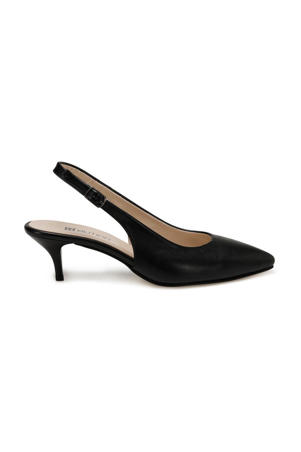 Miss F DS20044 Siyah Kadın Gova Ayakkabı 100517595 2