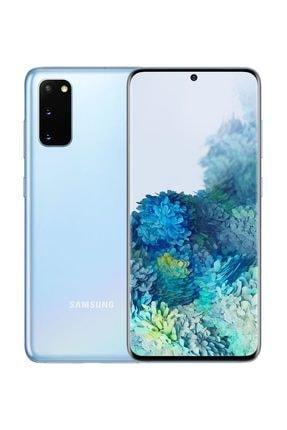 Samsung Galaxy S20 (Çift SIM) 128GB Kozmik Mavi Cep Telefonu (Samsung Türkiye Garantili)
