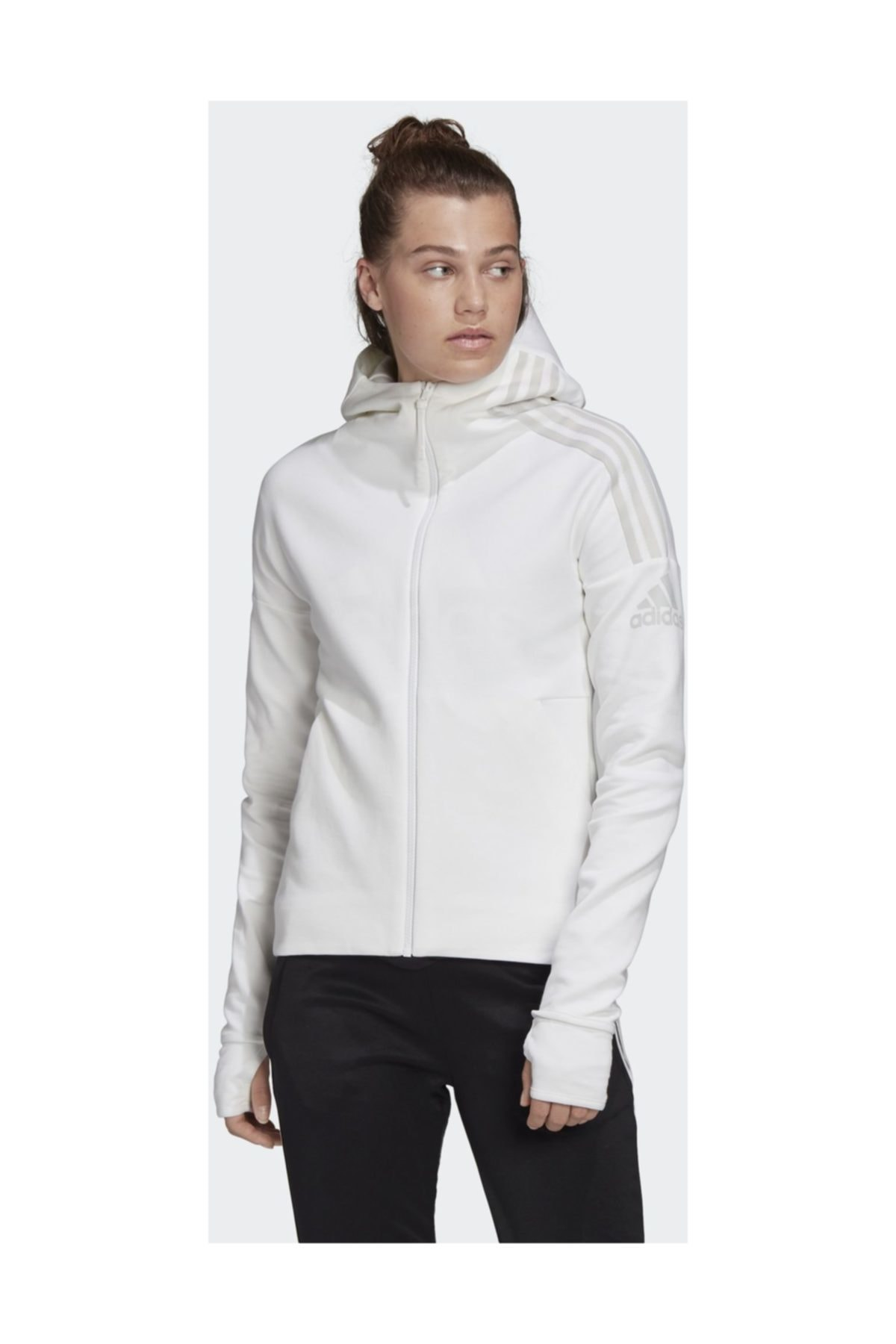 adidas Z.n.e. Hoodie Kadın Sweatshirt 1