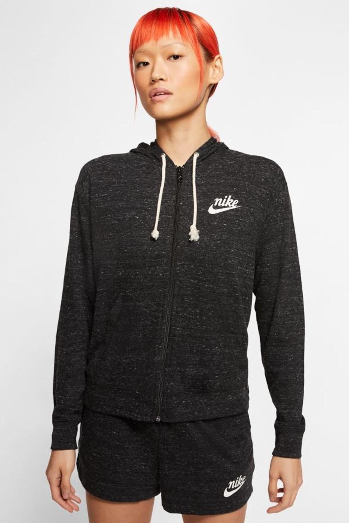 Nike Kadın Ceket Sportswear Hoodie 1