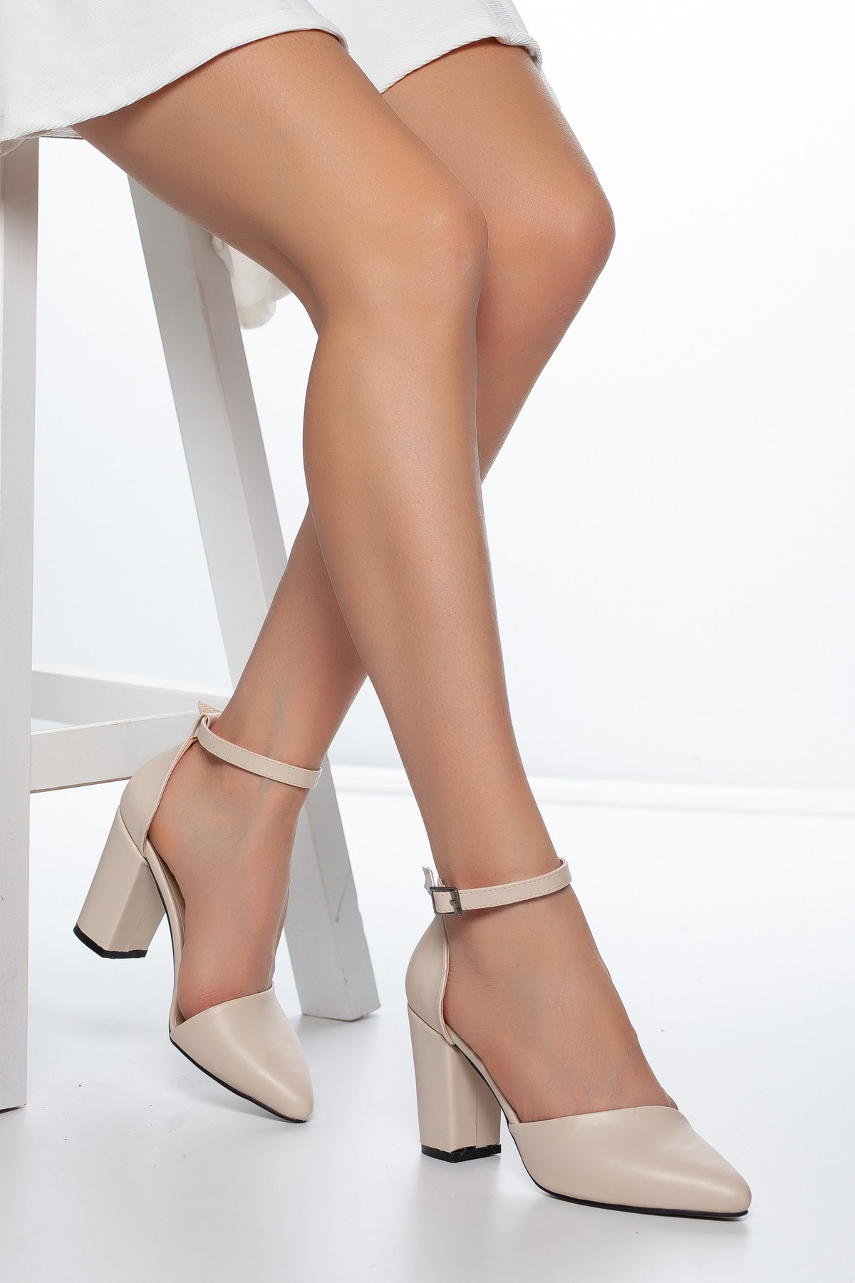 Daxtors Vizon Kadın Ayakkabı DXTRSKRNYRKY002 1