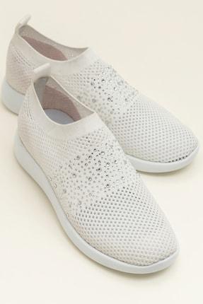 Elle Shoes MARTINA Beyaz Kadın Ayakkabı