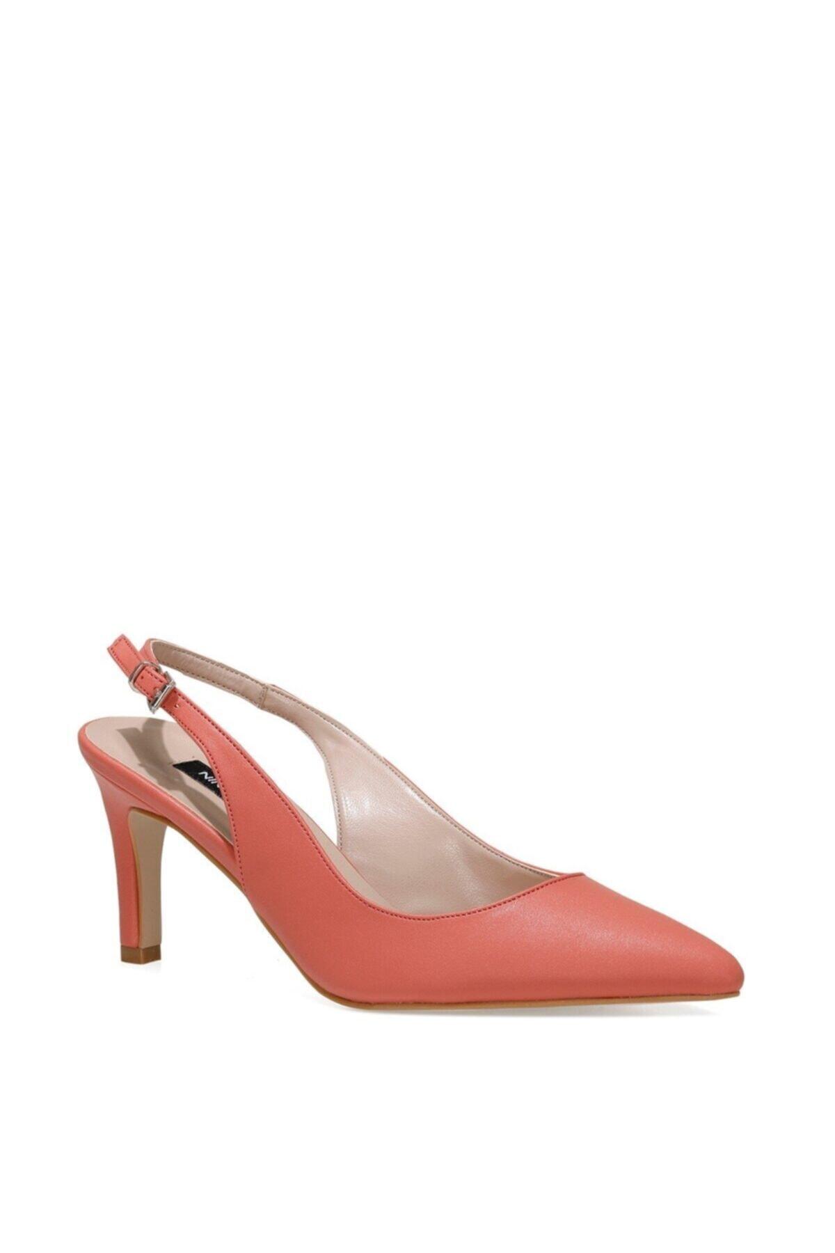Nine West Halbey 1fx Pembe Kadın Gova Ayakkabı 2