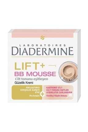 Diadermine Yaşlanma Karşıtı Sıkılaştırıcı Renkli Bb Krem - Lift+ Bb Mousse Açık Ton 50 ml 3178040699021