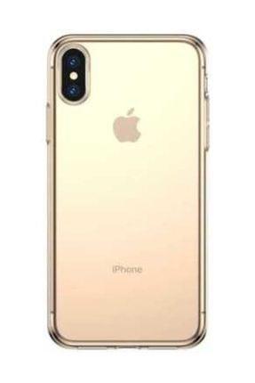 "Baseus Basic Simplicity iPhone X/XS 5.8"" Uyumlu  Transparan Koruma Kılıfı"