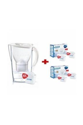 BRITA Brita Marella Xl Beyaz Su Arıtmalı Sürahi -toplam 5 Maxtra + Plus Filtreli
