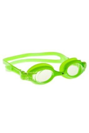 Mad Wave Unisex Çocuk Yeşil Yüzme Gözlüğü Autosplash