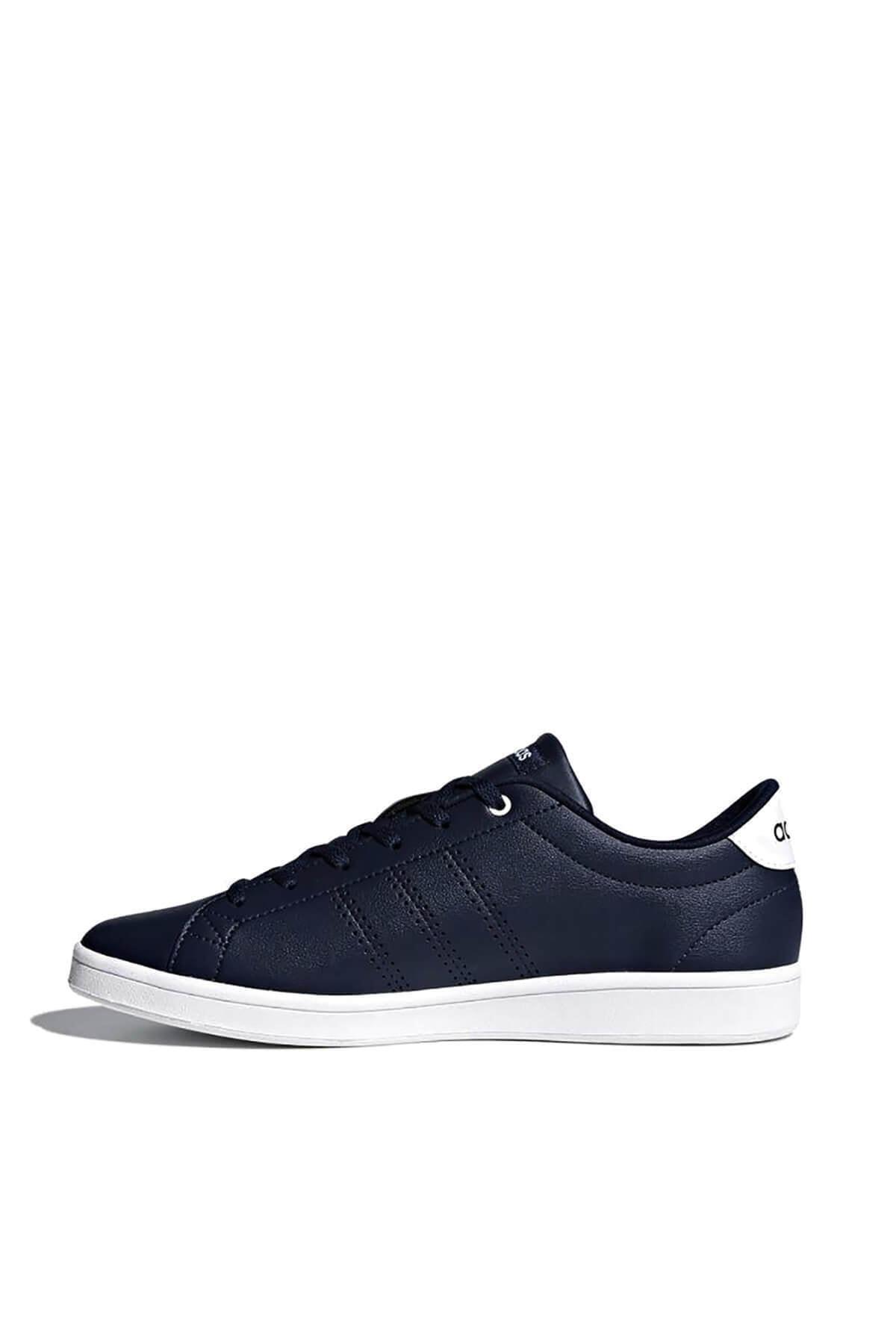 adidas ADVANTAGE CLEAN QT  CONAV Lacivert Kadın Sneaker Ayakkabı 100473489 2