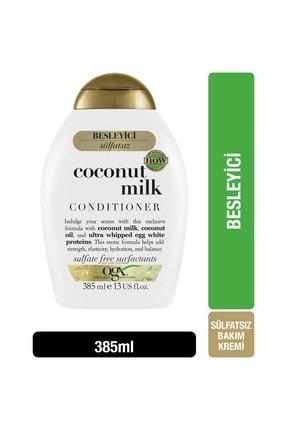 OGX Besleyici Coconut Milk Sülfatsız Bakım Kremi 385 ml