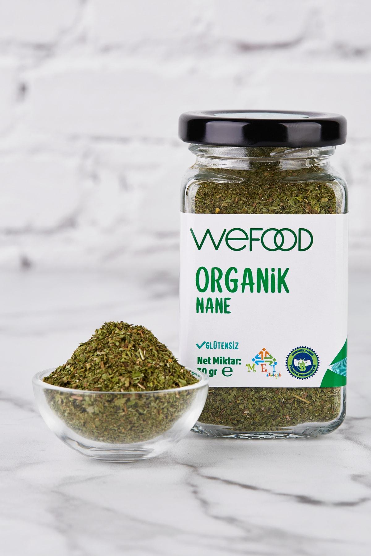 Wefood Organik Nane 30 gr 2