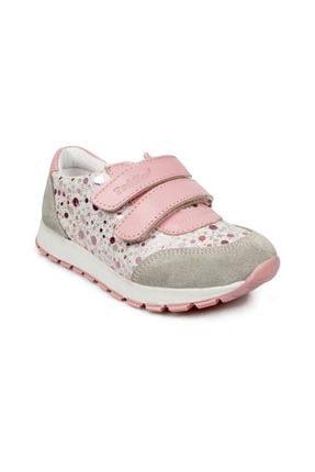 Toddler Çocuk Ayakkabı Çift Cırt Gri  6098