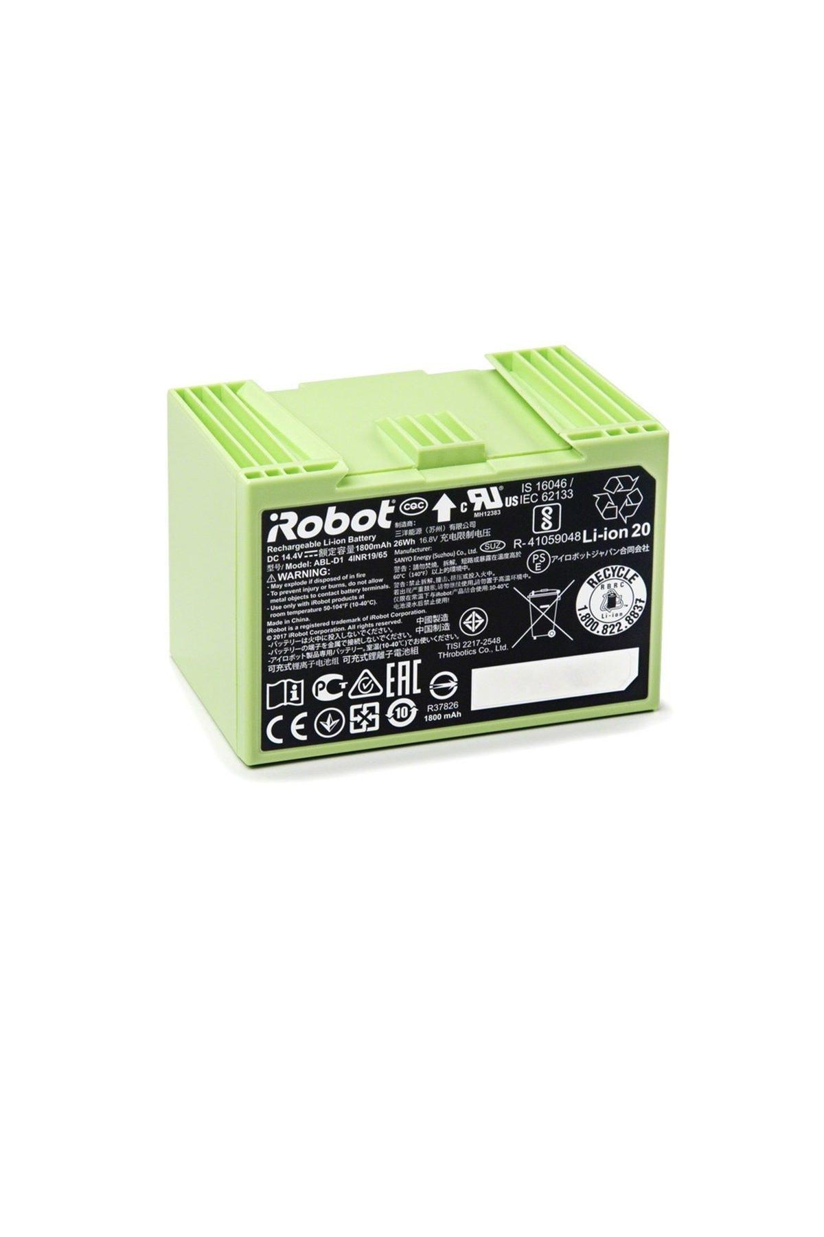 iRobot Roomba e5 Batarya - 1850 mAh Fiyatı, Yorumları - TRENDYOL