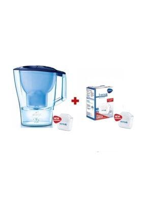 BRITA Brita Marella Xl Mavi Su Arıtmalı Sürahi -toplam 2 Adet Maxtra + Plus Filtreli