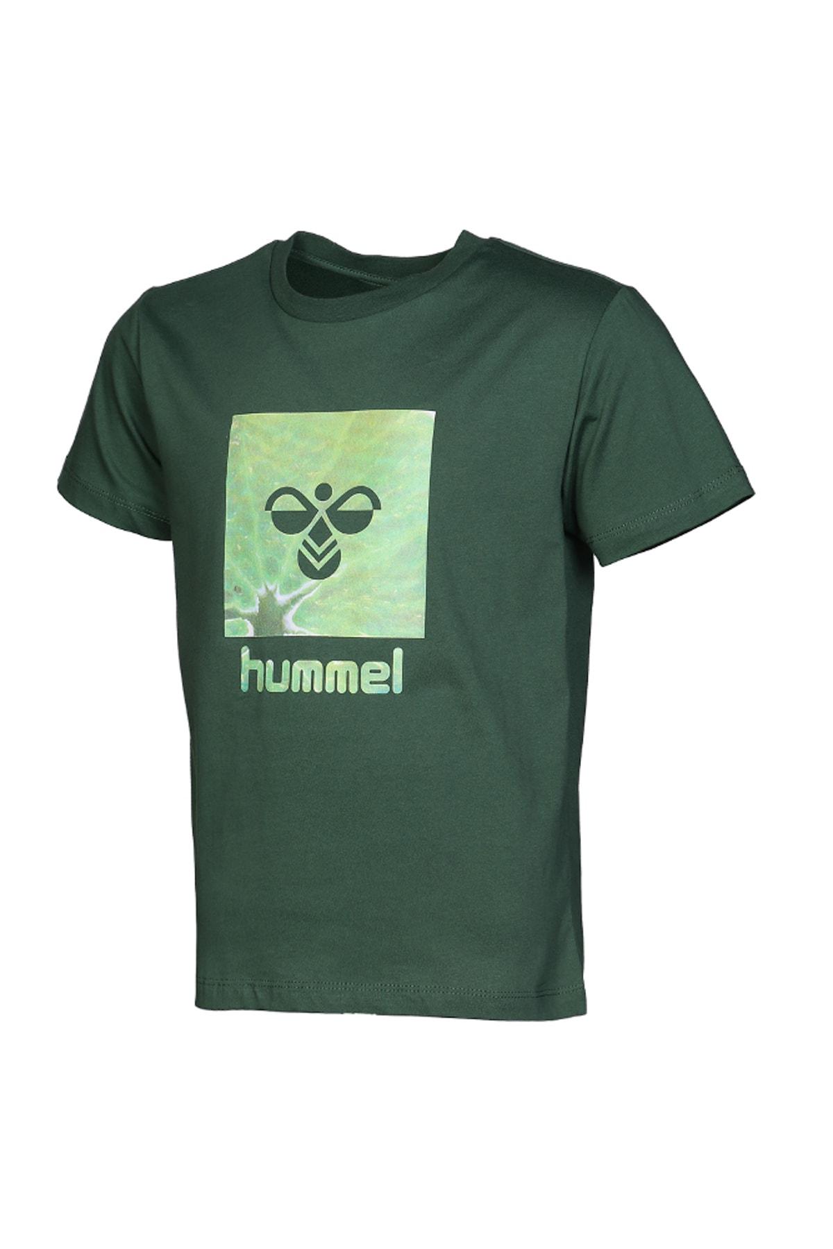 HUMMEL KIDS HML ISAGOR T-SHIRT S/S TEE 1